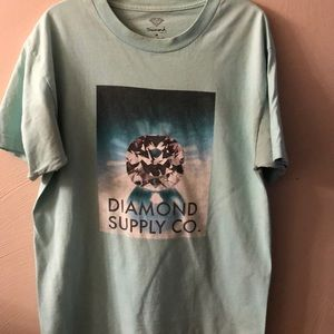 Diamond supply Men's Tee